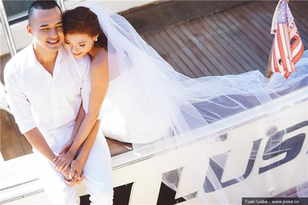 Bộ ảnh cưới của Thế Thành và Thúy Diễm tại Mỹ khiến các fan suýt xoa vì sự dễ thương cực độ. - Tin sao Viet - Tin tuc sao Viet - Scandal sao Viet - Tin tuc cua Sao - Tin cua Sao