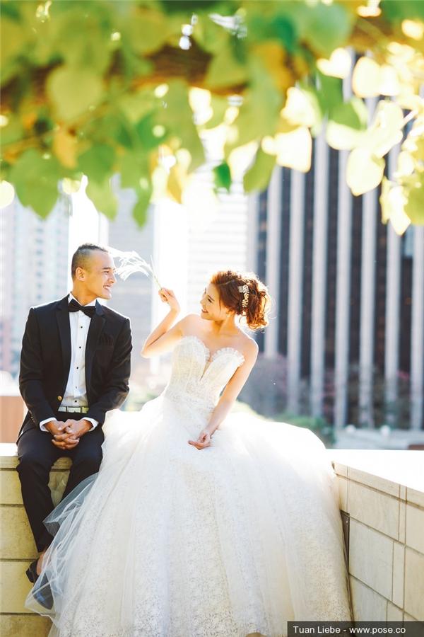 Chúc cho cặp đôi vàng của màn ảnh nhỏ Việt sẽ giữ mãi những khoảnh khắc hạnh phúc này. - Tin sao Viet - Tin tuc sao Viet - Scandal sao Viet - Tin tuc cua Sao - Tin cua Sao