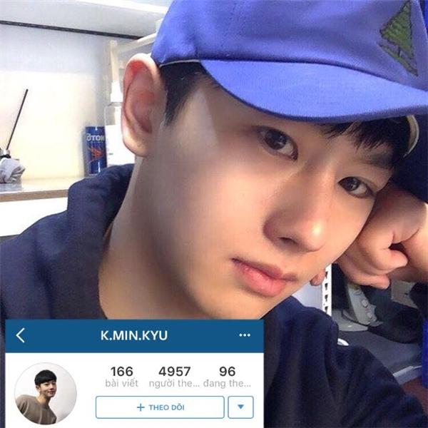 """K.Min.Kyu có vẻ đẹp """"chuẩn Kim Chi"""""""