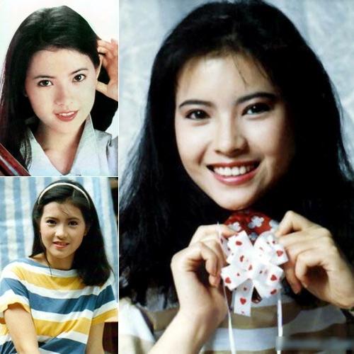 Nhan sắc xinh đẹp mỹ miều của hoa đán TVB Lam Khiết Anh