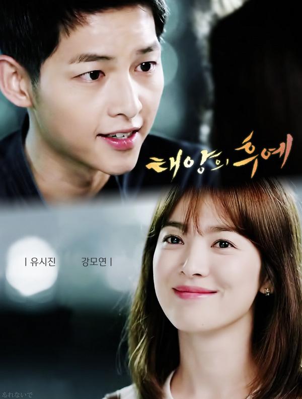 Vai diễn trong Hậu duệ mặt trời có thể nói là thành công lớn nhất trong nghiệp diễn của Song Hye Kyo.