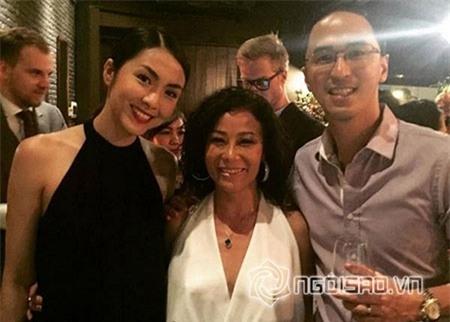Chồng Hà Tăng bất ngờ khoe ảnh đi sự kiện cùng vợ - Tin sao Viet - Tin tuc sao Viet - Scandal sao Viet - Tin tuc cua Sao - Tin cua Sao