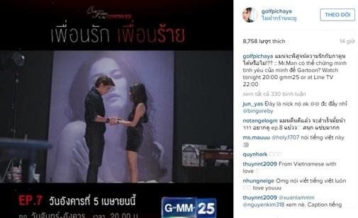 Fan phát cuồng vì Katun đăng status tiếng VIệt trên trang cá nhân