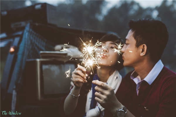 Sau 8 năm yêu nhau, cặp đôi quyết định về cùng một nhà. Đám cưới của cặp đôi được tổ chức vào đầu tháng 1 vừa qua.