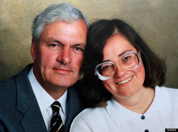 Hình ảnh hạnh phúc của hai vợ chồng. (Ảnh: Internet)