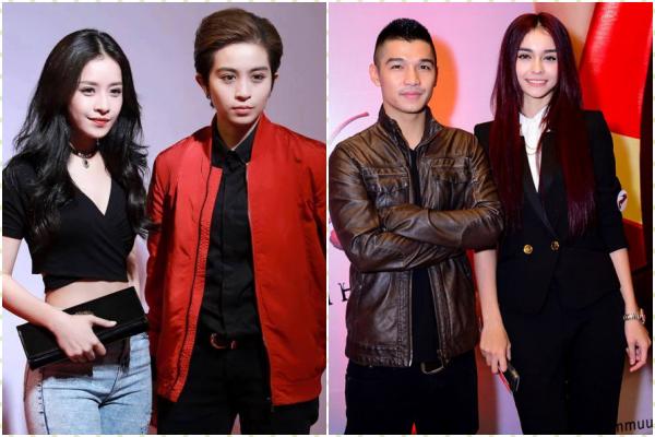 Giờ thì Chi Pu đã có người bạn thân thiết nhất là Gil Lê. Còn Cường Seven lại tay trong tay hạnh phúc với Mlee.