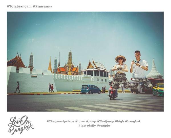 Minh Trang chia sẻ hành trình gặp không ít khó khăn vì đến một vùng đất mới, bất đồng ngôn ngữ và nhiều điều lạ lẫm tuy nhiên lại mang về những shoot hình mà họ rất hài lòng.