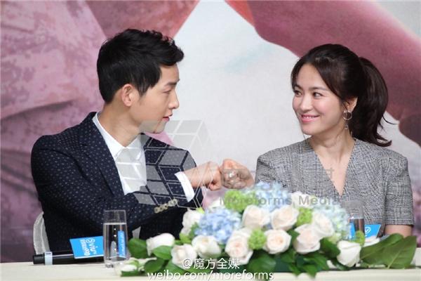 """Song Hye Kyo: """"Tôi sẽ dành nhiều thời gian để tìm hiểu Song Joong Ki"""""""