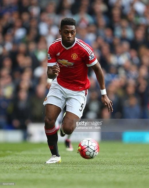 Timothy Fosu-Mensah đã thi đấu quá tốt trong 70 phút trên sân.