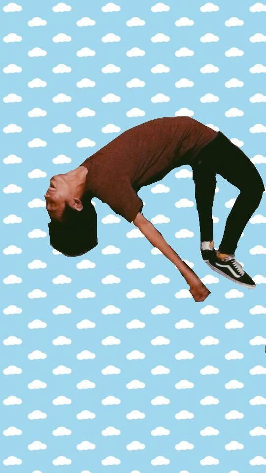 Bay tận mây xanh...