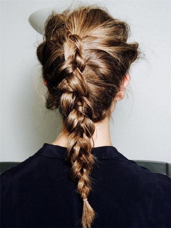 Có vô vàn kiểu tóc tết lạ mắt và đẹp tuyệt cho bạn lựa chọn.