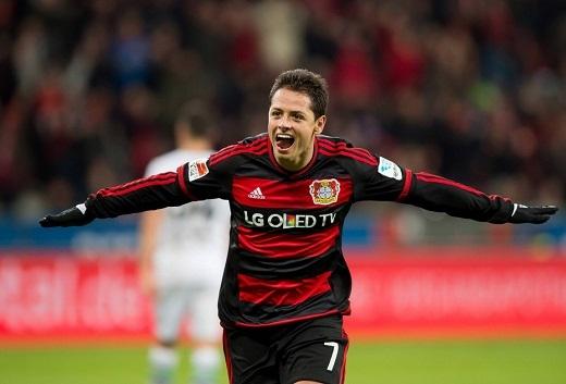 Hình ảnh quen thuộc với người hâm mộ Leverkusen mùa giải năm nay. (Ảnh: Internet)