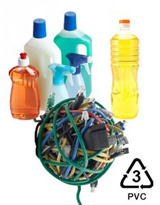 Phthalatesnày có thể gây rối loạn hóc môn, liên quan đến các vấn đề sinh sản và dị tật bẩm sinh.(Ảnh: Internet)
