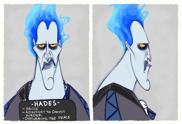 5. Thần chết Hades cũng không trốn được sự nghiêm khắc của pháp luật.