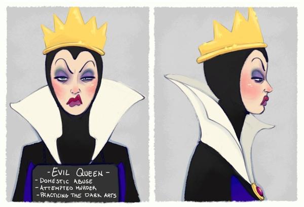 8. Có vẻ như các nhân vật hoàng tộc xuất hiện khá nhiều trong danh sách đen.