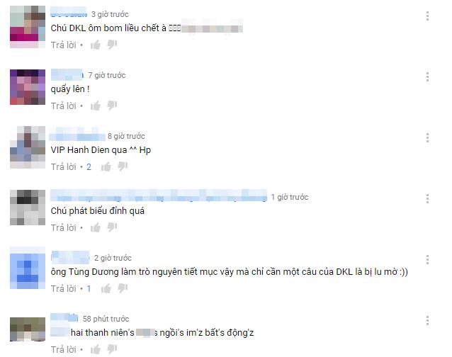 """Dương Khắc Linh """"gây bão"""" khi nói đùa Sơn Tùng """"nhái"""" Big Bang"""