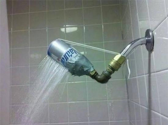 1. Muốn vòi tắm hàng hịn như ở khách sạn có gì khó.
