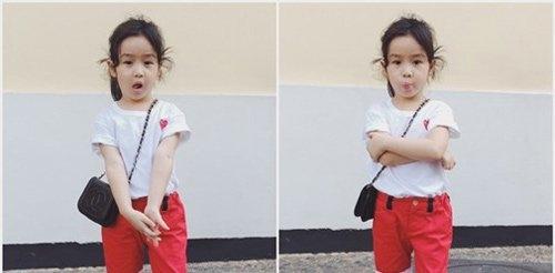 Cậu ấm, cô chiêu nhà sao Việt cũng xúng xính đồ hiệu - Tin sao Viet - Tin tuc sao Viet - Scandal sao Viet - Tin tuc cua Sao - Tin cua Sao