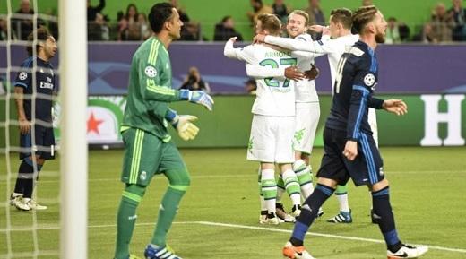 """Đêm nay, Wolfsburg sẽ đứng trước điều """"kì diệu"""" của riêng họ. (Ảnh: Internet)"""