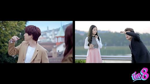 """Báo chí Hàn tiếp tục """"tố"""" ca sĩ Việt đạo nhái MV Kpop"""