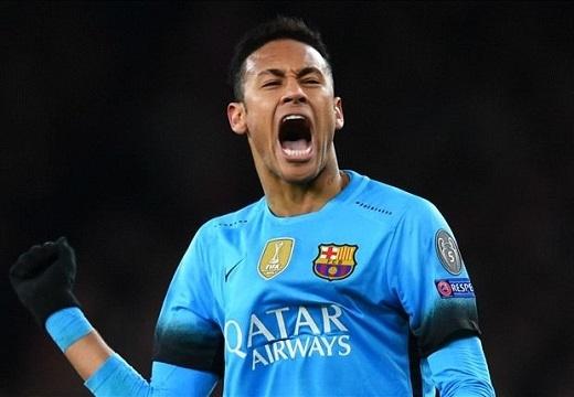 Neymar đang là cầu thủ trụ cột của Barca. (Ảnh:Goal)