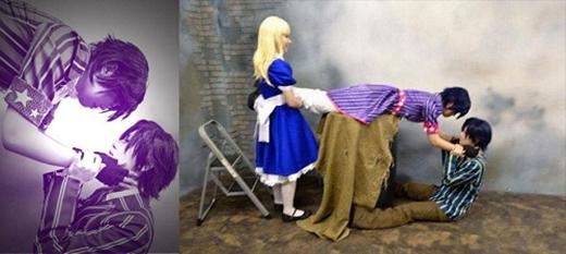 """""""Cười té ghé"""" với hậu trường của những bức ảnh cosplay"""