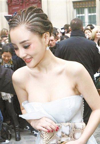 Những kiểu thời trang kỳ quái khiến mĩ nhân Hoa ngữ bị chê kém sắc