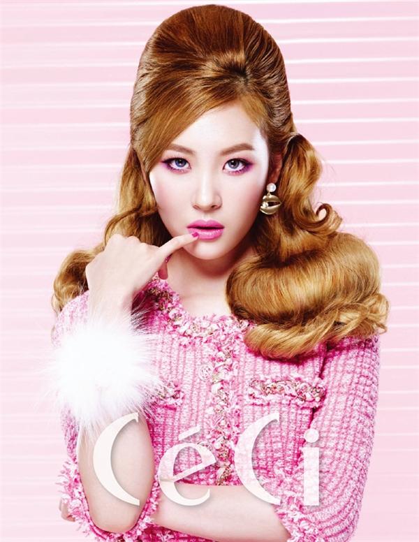 7 style trang điểm đang được các idol Hàn áp dụng nhiều nhất