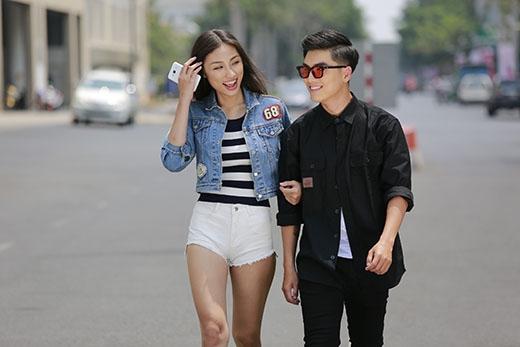 """Ngọc Trai xuất thân là diễn viên nhí của bộ phim học trò """"Kính vạn hoa"""". Hiện tại anh chàng là VJ tài năng, hoạt ngôn của YanTV."""