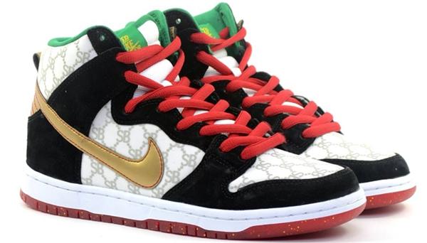 SB Flom Dunk High của Nike có giá khoảng 160 triệu đồng.