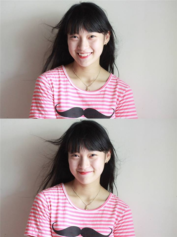 Hình ảnh đời thường đáng yêu của Khánh Vy