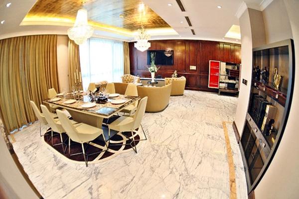 Một số bất động sản khủng trị giá hàng ngàn tỷ đồng thuộc sở hữu và đầu tư của tập đoàn Tân Hoàng Minh.