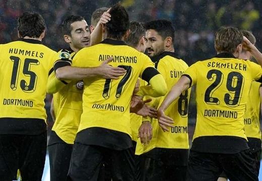 Dortmund luôn là đối thủ khó chơi. (Ảnh: Internet)