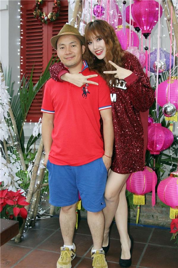 Từ khi quen tình mới, Hari Won ngày càng gợi cảm khó tin