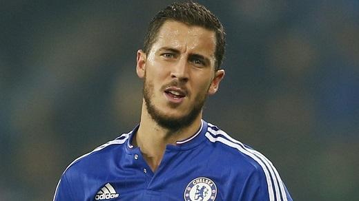 """Hazard vẫn muốn tiếp tục thi đấu trong màu áo """"The Blues"""". (Ảnh: Internet)"""