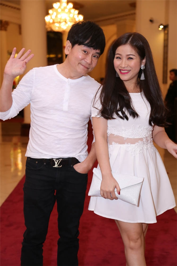 Vợ chồng Kiều Linh - Mai Sơn - Tin sao Viet - Tin tuc sao Viet - Scandal sao Viet - Tin tuc cua Sao - Tin cua Sao
