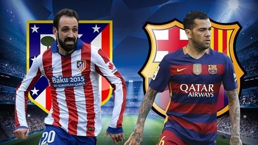Juanfran (3/5):Ngặn chặn sự phối hợp của bộ đôi Neymar, Jordi Alba. Dani Alves (2,5/5):Không để lại nhiều dấu ấn trong mặt trận tấn công và mắc một vài lỗi phòng ngự.