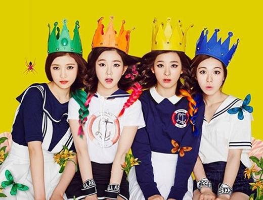 Lối trang điểm của các cô gái xứ Kim chi này yêu cầu phải thật tự nhiên.(Ảnh: Internet)