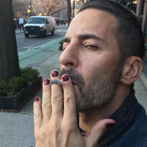 Bức ảnh gây bão của Marc Jacobs. (Ảnh:Marc Jacobs)