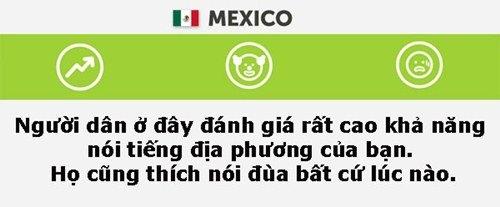Những điều cần nhớ khi đi du lịch Mexico.