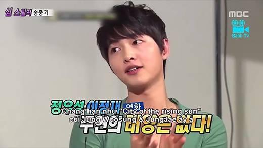 """Tất tần tật 360 độ về """"mĩ nam như hoa"""" Song Joong Ki"""