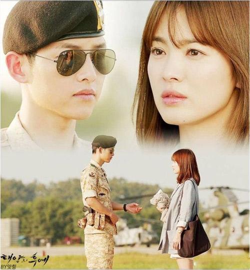 Song Joong Ki khẳng định rất tôn trọng tiền bối Song Hye Kyo.