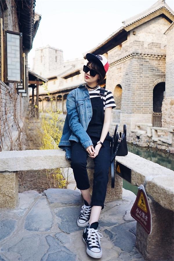 Bí kíp phối đồ đơn sắc cá tính và chất lừ như hotgirl Việt