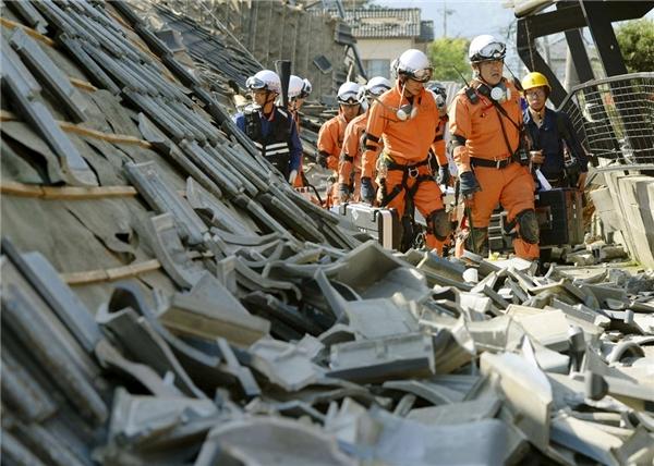 Đảo Kyushu là nơi có nhà máy điện hạt nhân duy nhất của Nhật còn đang hoạt động. Đến nay, chưa có báo cáo bất thường tại cơ sở hạt nhân sau động đất.