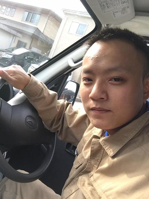 Chàng trai với đoạn chia sẻ về cuộc sống của người lao động tại Nhật gây sốt. (Ảnh: facebook Vô Vị)