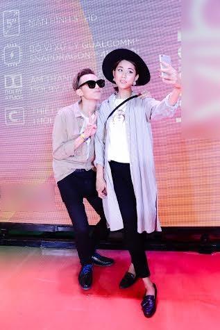 SoobinHoàng Sơn selfie cùng Julia Đoàn. - Tin sao Viet - Tin tuc sao Viet - Scandal sao Viet - Tin tuc cua Sao - Tin cua Sao