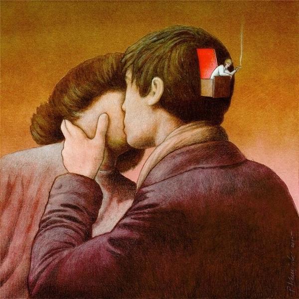 Dù yêu một người phụ nữ đến mấy, người đàn ông vẫn luôn có một góc khuất cô độc trong tâm hồn mình.(Ảnh: Internet)