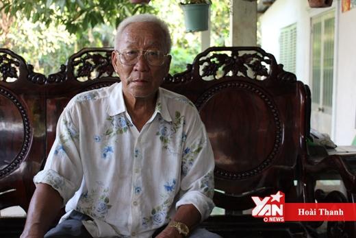 Ông Dương Công To - hiệp sĩ cứu người gặp nạn và nhảy cầu tự tử ởCần Thơ.