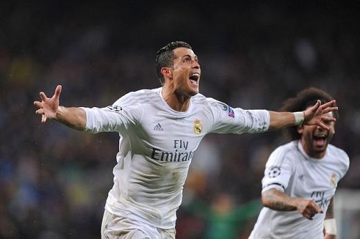 3 bàn thắng của Ronaldo vào lưới Wolfsburg trị giá... hơn 200 tỉ VNĐ