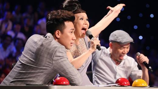 Trấn Thành, Việt Hương đau đầu bất mãn vì thí sinh quá xuất sắc